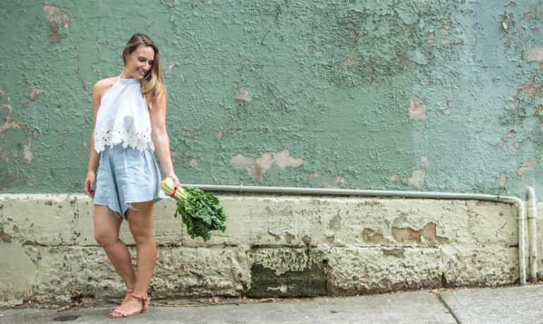 What I Eat In A Day: Food Stylist & Recipe Developer Nadia Felsch Hero Image