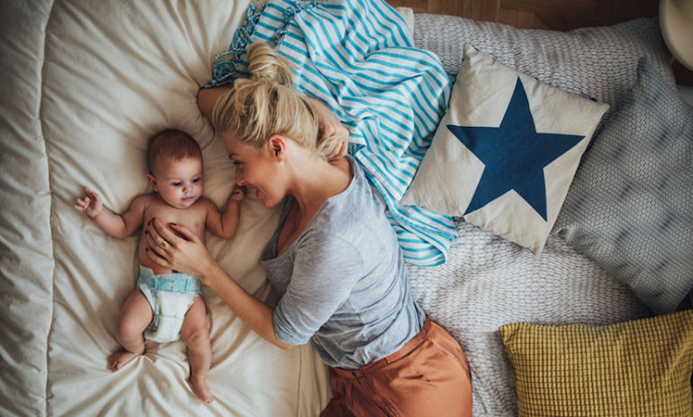 7 Things I Swore I'd Never Do As A Mom — But Ended Up Doing Anyway Hero Image
