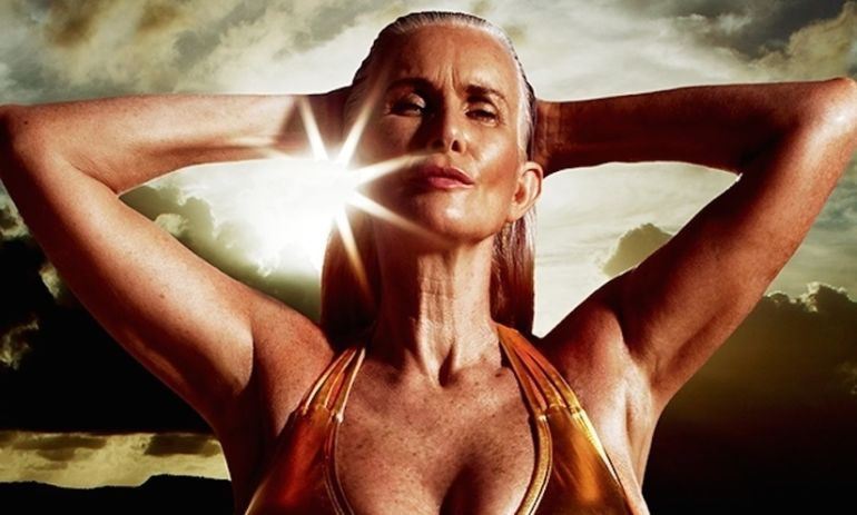 A 56-Year-Old Mother Is A Model In This Year's Sports Illustrated Swimsuit Issue Hero Image
