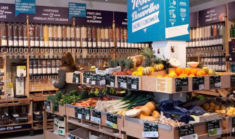 This Is What A Zero-Packaging Supermarket Looks Like Hero Image