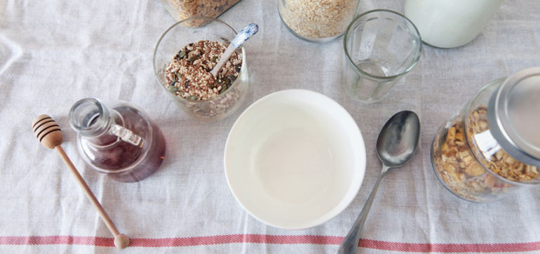 DIY: How To Make Your Own Nut Milk Hero Image
