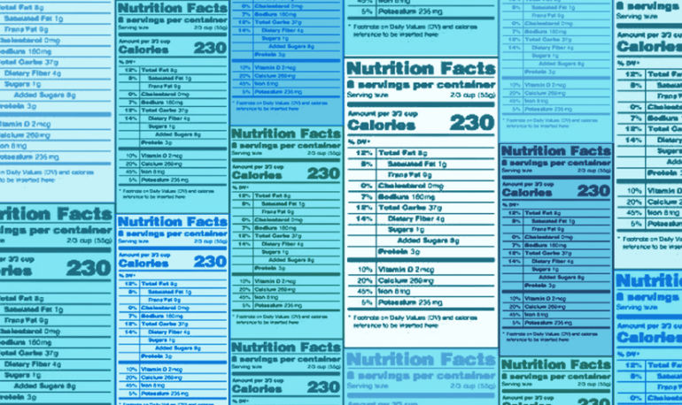 How To Decode The New Nutrition Labels + What They Really Mean For You Hero Image