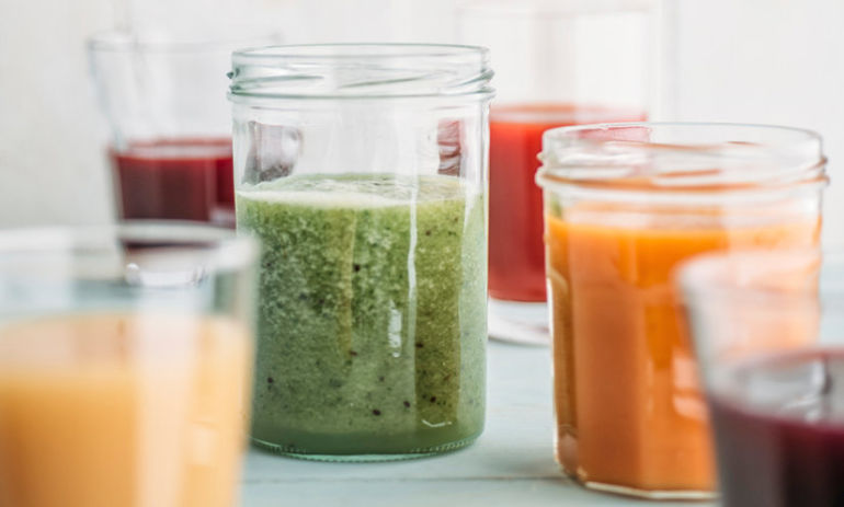The 1-Day Juice Cleanse That Changed My Life Hero Image