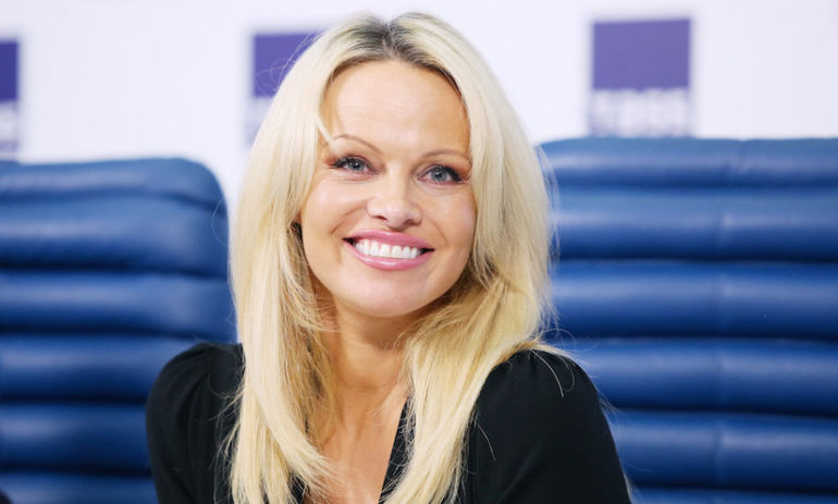 Pamela Anderson Is Taking Her Vegan Activism To A New Level Hero Image