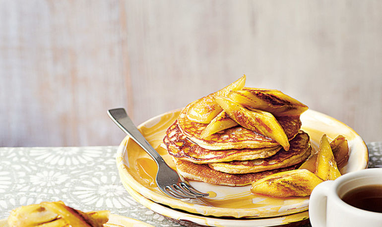 Brunch Upgrade: The Fluffiest Gluten-Free Coconut Flour Pancakes Hero Image