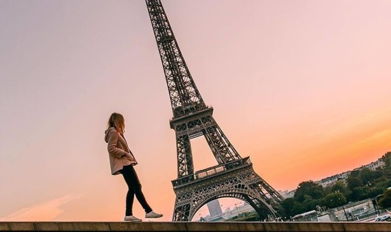 Paris Instagram Accounts To Channel Your Inner French Girl Hero Image