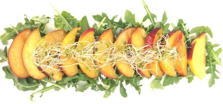 Life's A Peach: Perfect Summer Salad Hero Image