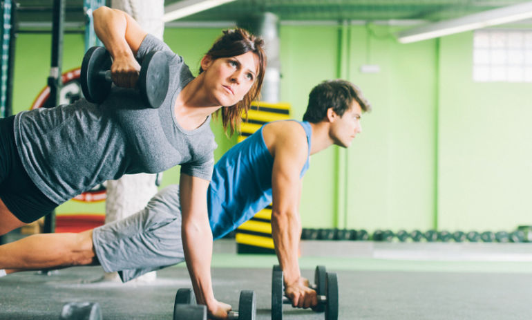 The 10 Most Annoying Things People Do At The Gym Hero Image