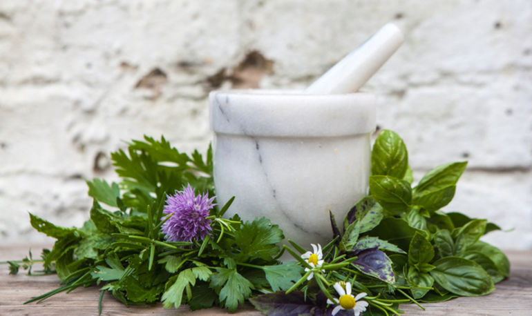 The Underrated Herb You Can Eat Every Day To Fight Inflammation Hero Image