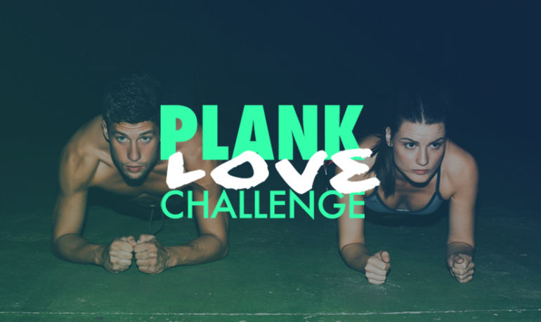 Plank Challenge Day 2: Fire Up Your Core Hero Image