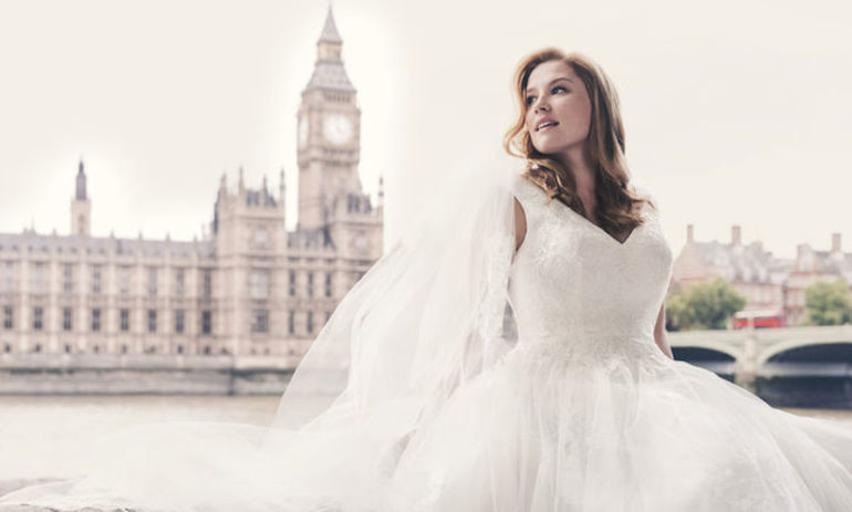 David's Bridal Celebrates Brides Of All Shapes & Sizes In Its Latest Campaign Hero Image
