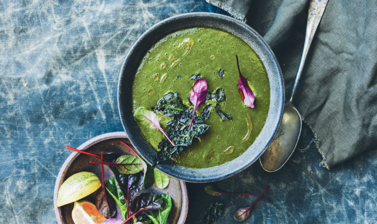 This Detoxifying Soup Is A Multivitamin In A Bowl Hero Image