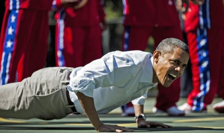 The Results From  Obama's Latest Physical Might Surprise You Hero Image