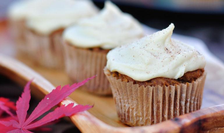 Embrace Pumpkin Season: Grain-Free Cupcakes For Fall Hero Image