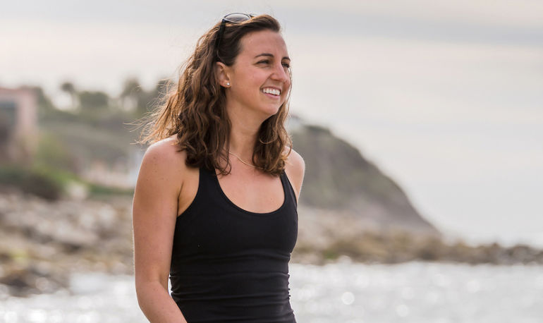 Rebecca Soni On Her Favorite Holistic Treatment, Self-Care, And #Wellth Hero Image