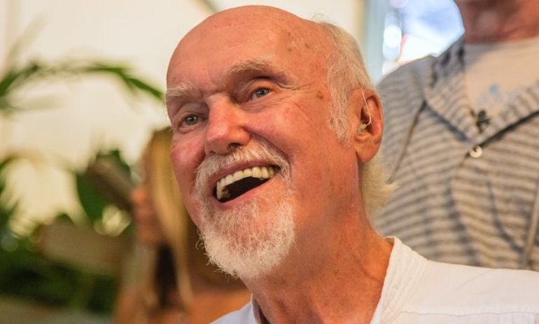 Ram Dass On Spirituality, Life & Love Hero Image