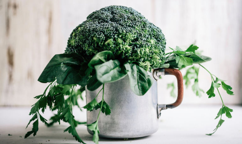 Tossing Your Broccoli Stems? You're Missing Out! These 4 Recipes Will Set You Straight Hero Image