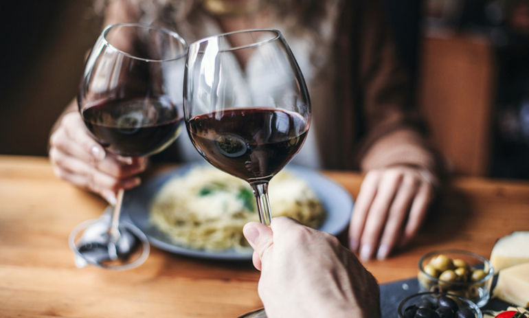 The #1 Health Myth You Still Believe About Red Wine ... But Shouldn't Hero Image