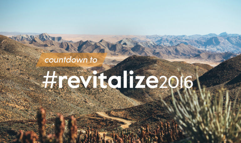 #revitalize2016 Is Around The Corner: Here's An Inside Look At The Amazing Weekend Ahead Hero Image
