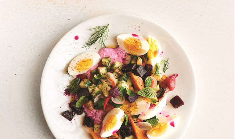 Show Your Liver Some Love With This Beautiful Beet Salad Hero Image