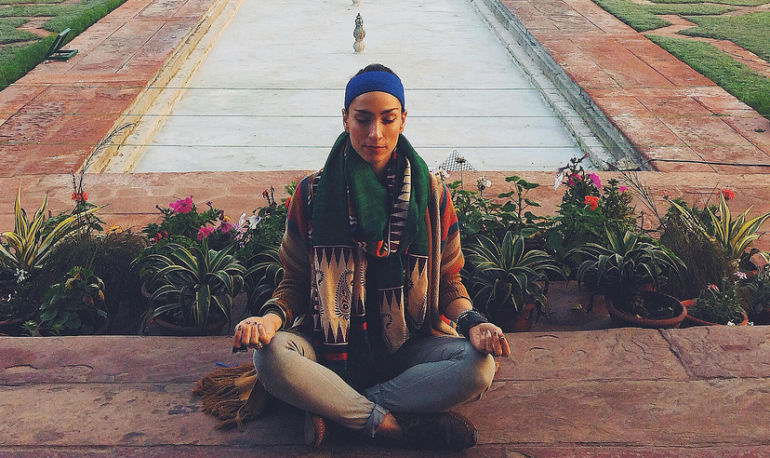 How I Meditate: Robin Arzon, Fitness Coach And Ultramarathon Runner Hero Image