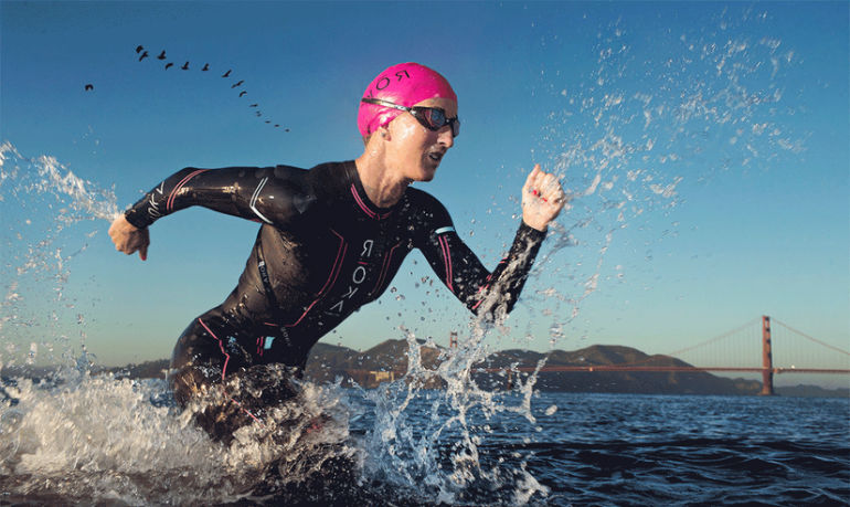 This Woman Completed Her 60th Ironman While Pregnant — And Learned Some Valuable Lessons Along The Way Hero Image