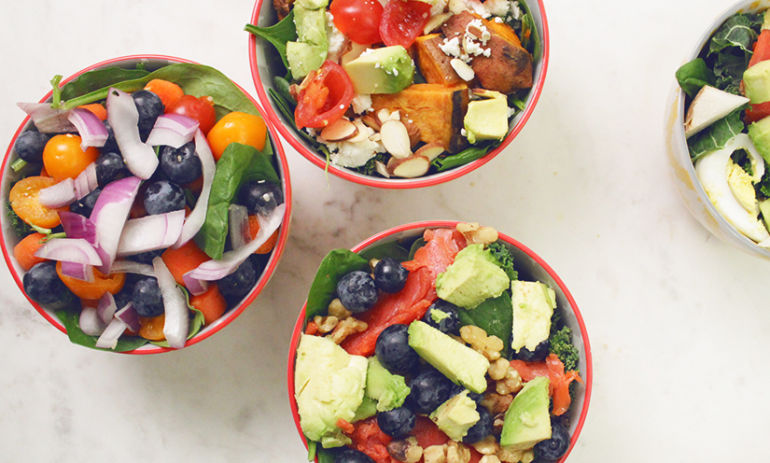 11 Nutritionists Share The 5 Things They Put On Their Salads (GIFS) Hero Image