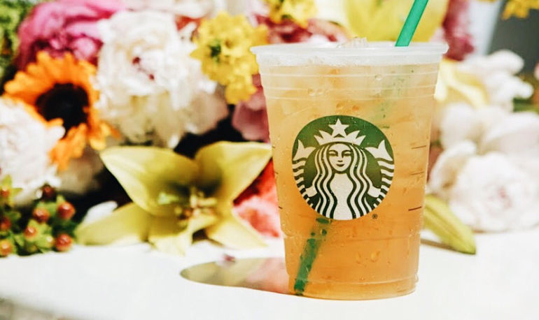 This Healthy Version Of Starbucks' Piña Colada Iced Tea Is The Perfect Summer Drink Hero Image