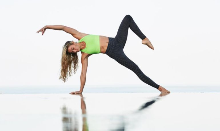 The Surprising Ways Yoga Can Ease The Pain Of A Divorce Hero Image