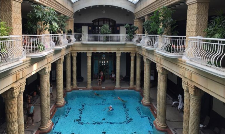 Why Hungarian Thermal Water Is The Secret To Radiant, Glowing Skin Hero Image