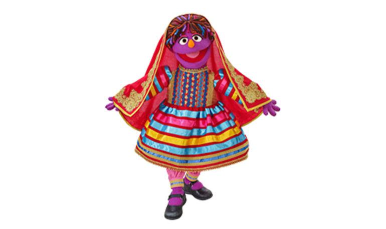 Meet Zari: Sesame Street's New Afghan Muppet Who Empowers Girls Hero Image