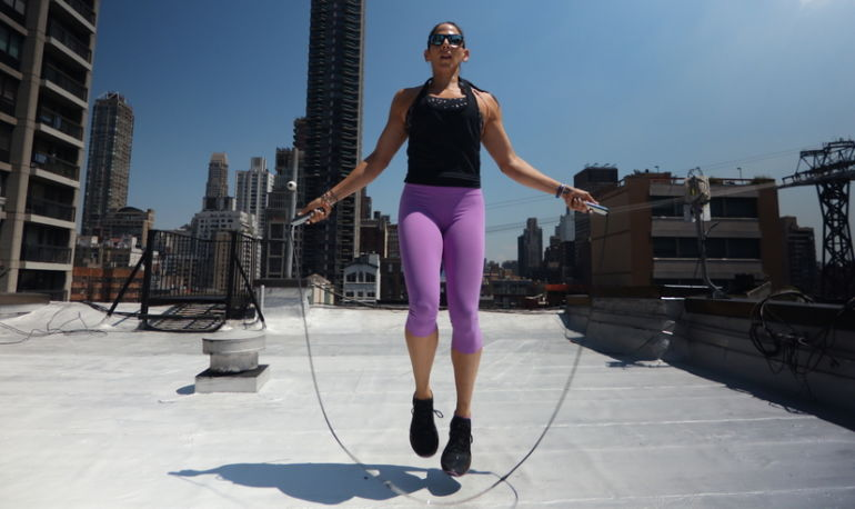 A Do-Anywhere Workout That Will Tone Your Whole Body Hero Image