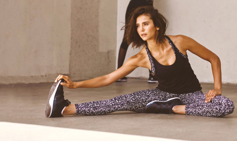 The Outdoor Workout Nina Dobrev Can't Get Enough Of Hero Image