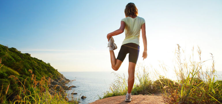 7 Ways To Bring Just A Bit More Fitness Into Your Life Hero Image