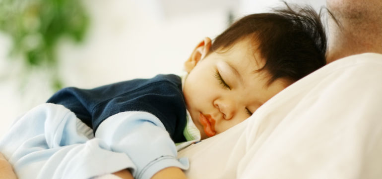 New Study Shows Letting Infant Sleep On A Sofa Can Be Deadly Hero Image