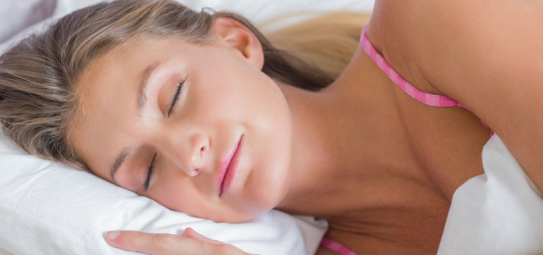 12 Natural Ways To Get Better Sleep Hero Image