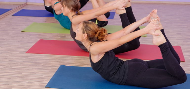 Bikram Yoga 101: What is Bikram Yoga? Hero Image
