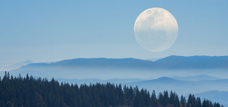 What You Need To Know About Tonight's Supermoon Hero Image