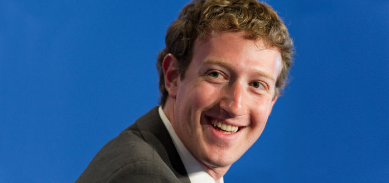 Mark Zuckerberg Donates $25 Million To Help CDC Fight Ebola Hero Image