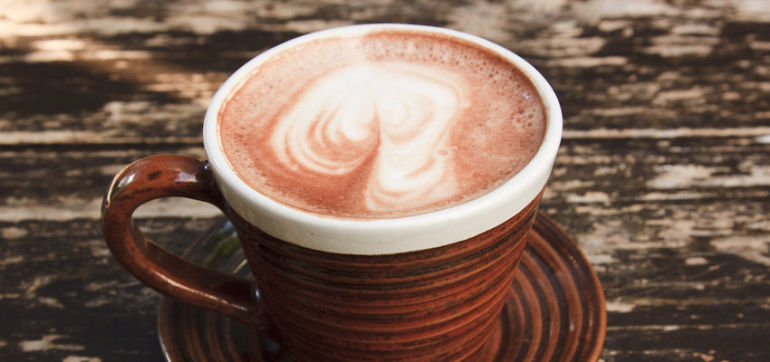 Why You Should Ditch Coffee For Hot Cacao This Winter Hero Image
