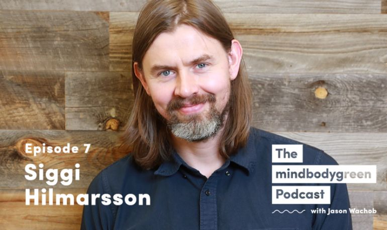 Siggi Hilmarsson, Founder + CEO of Siggi's Dairy, On Bold Entrepreneurship, Risk-Taking & The Truth About Clean Eating Hero Image