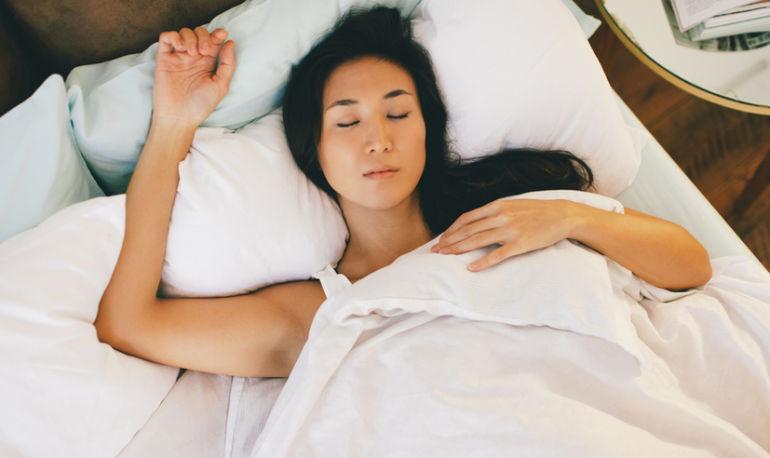 Arianna Huffington's 12 Secrets To Your Best Sleep, Ever Hero Image