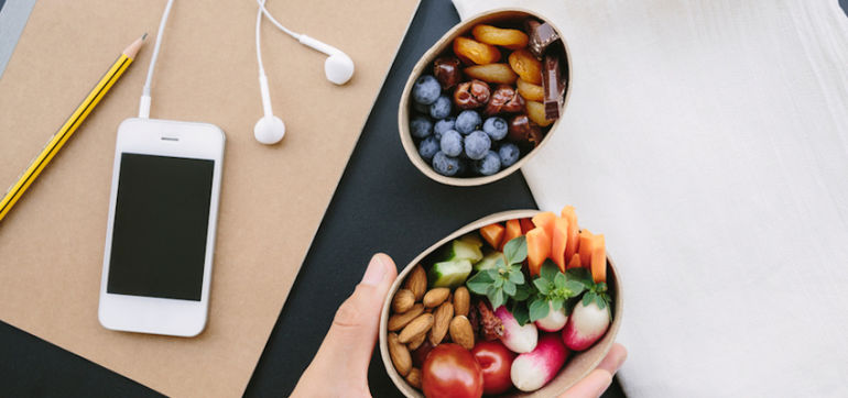 3 Healthy Snacks To Satisfy That 3PM Craving Hero Image