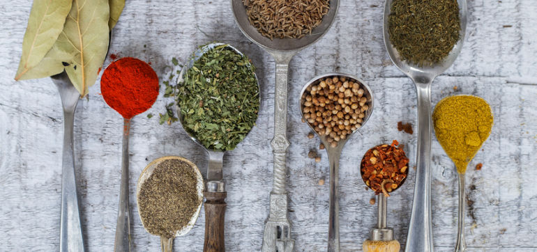 7 Ways Your Spice Rack Can Replace Your Medicine Cabinet Hero Image