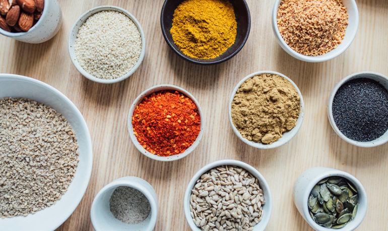 The Best Spices For Digestion (And How To Work 'Em Into Every Single Meal) Hero Image