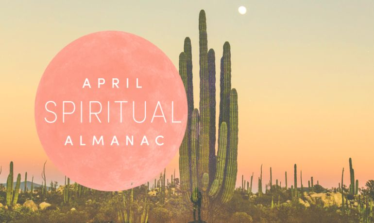 Spirit Almanac: Your Guide To Celebrating April's Mystical Holidays Hero Image