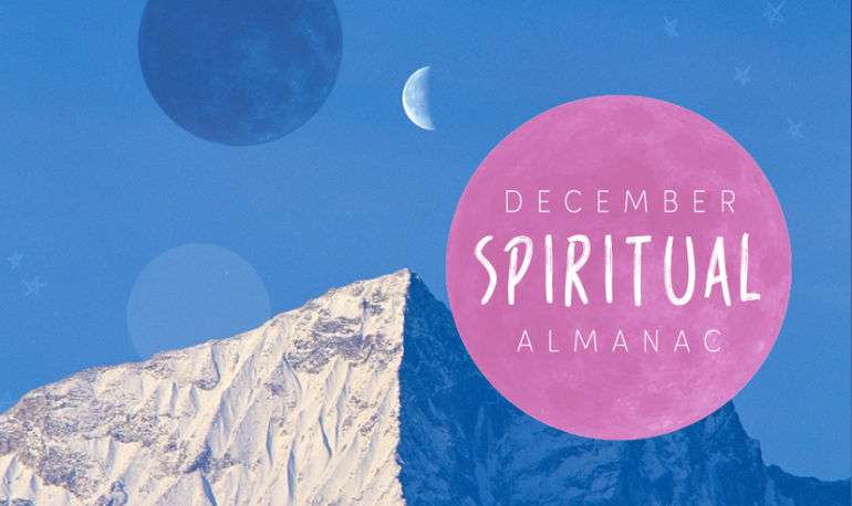 Spirit Almanac: Your Guide To Celebrating December's Mystical Holidays Hero Image