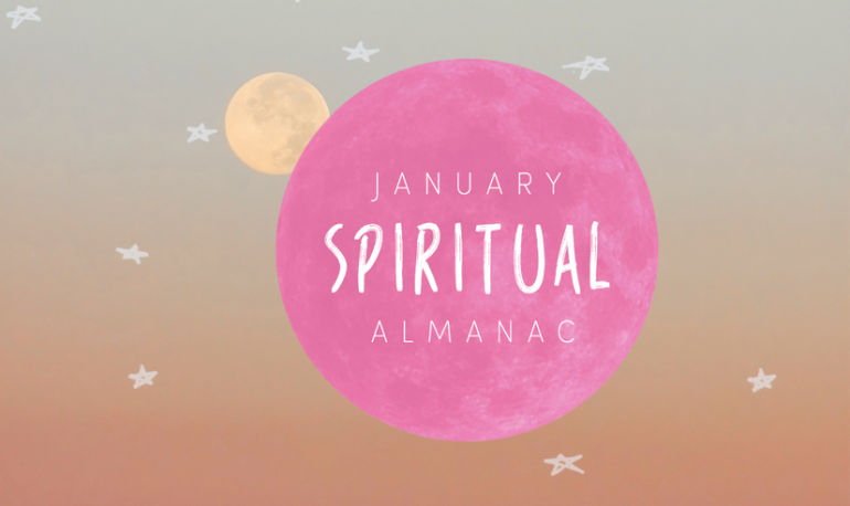 Spirit Almanac: Your Guide To Celebrating January's Mystical Holidays Hero Image