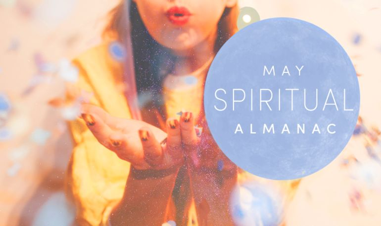 Spirit Almanac: Your Guide To Celebrating May's Mystical Holidays Hero Image