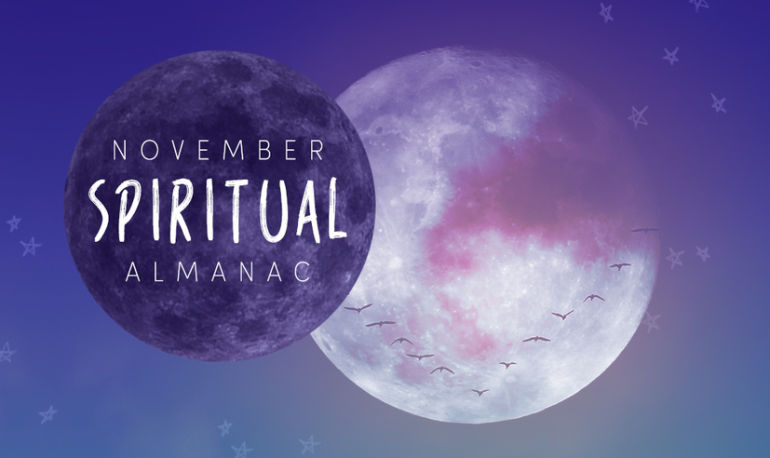 Spirit Almanac: Your Guide To Celebrating November's Mystical Holidays Hero Image